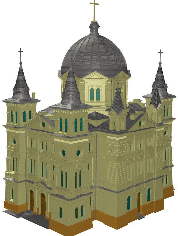 Kościół pw. Zesłania Ducha Świętego w Łodzi