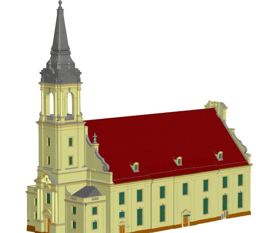 Kościół pw. Świętego Ducha w Toruniu